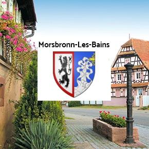 Commune de Morsbronn les Bains